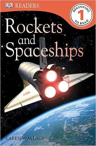 Image result for rockets spaceships DK readers book