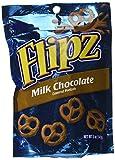 Cheap Flipz Milk Chocolate Covered Pretzels, 5 oz, 3 pk