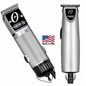 oster clipper 76 and t finisher trimmer combo hair clippers trimmers and groomers. Black Bedroom Furniture Sets. Home Design Ideas