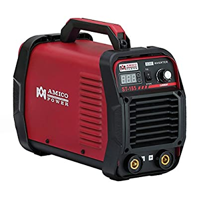 Amico ST-185 Amp Lift-TIG Torch/Stick/Arc Welder 115 & 230V Dual Voltage Welding Machine