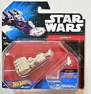 Hot Wheels Star Wars Starship Tantive 4 Vehicle