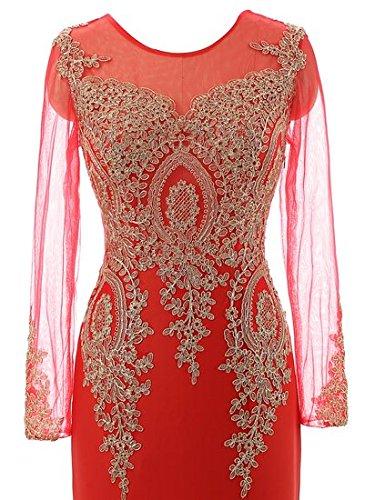 CoutureBridal - Vestido - corte imperio - para mujer Lavanda