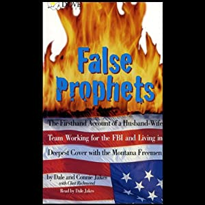 False Prophets Audiobook
