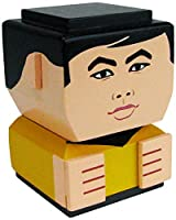 Entertainment Earth Star Trek: The Original Series Lieutenant Hikaru Sulu Tiki Totem Action Figure