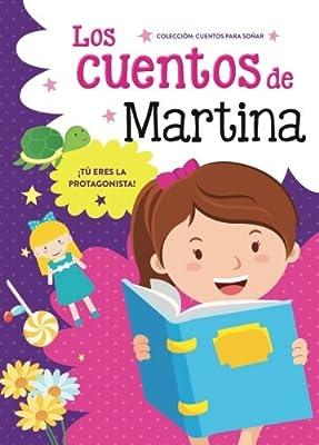 Los cuentos de Martina: Amazon.es: Aa.Vv.: Libros