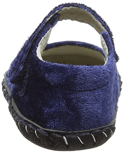 Images of pediped Girls' Originals Jazzy Crib Shoe Navy 2374