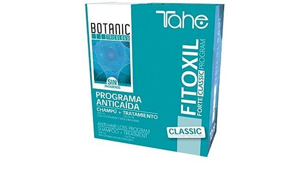 ANTICAIDA clasic: 5 viales tratamiento + champú FITOXIL ...