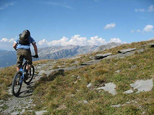 GearVision Mountain Bike Pedals Universal Lightweight Non-Slip High-Strength Bicycle Pedals Flat Platform BMX MTB Road Bike 9//16 Alloy Aluminium Bike Pedals