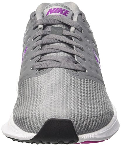 Violet Downshifter Running Grey wolf Gris de Zapatillas black 7 Grey Nike Cool Mujer Wmns para Hyper T7vq5wTXRx