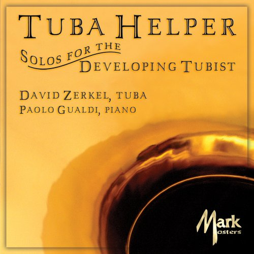 Vaughan Williams Tuba - Solos for the Developing Tubist: Tuba Helper