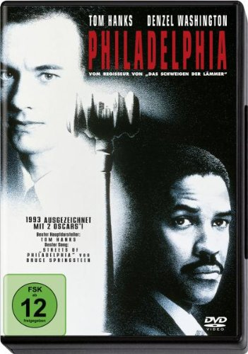 Philadelphia [Alemania] [DVD]: Amazon.es: Tom Hanks, Denzel ...