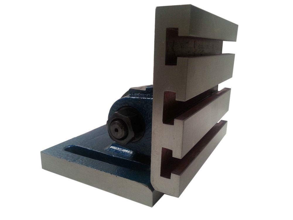 New - 5'' x 6'' Tilting Slotted Angle Plate by AI (Image #5)