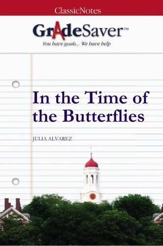 In The Time Of The Butterflies Quotes And Analysis Gradesaver
