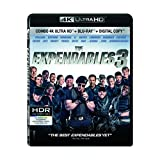 The Expendables 3 (Mastered in 4K) [Blu-ray + Digital Copy] (Bilingual)