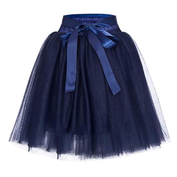 8bbf5288e Faldas Tul Mujer Enaguas Cortas Tutus Ballet Mini para Vestidos ...