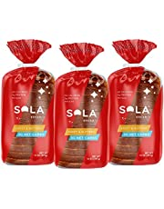 SOLA Sweet and Buttery Sandwich Bread Loaf (3 Pack)