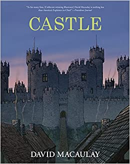 Castle: Revised and in Full Color: David Macaulay: 9780544102262 ...