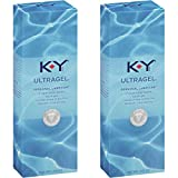 KY Ultra Gel Personal Lubricant-4.5-Ounce Bottle Pack of 2