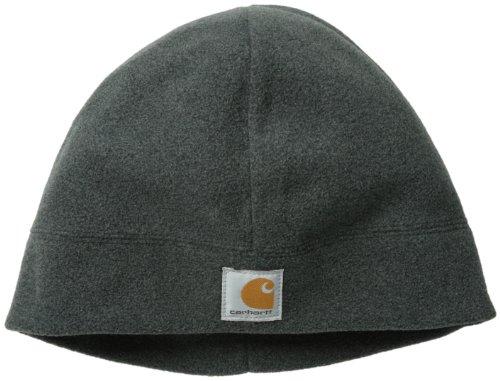 1355d263a3a Carhartt Men s Fleece Hat Charcoal Heather One Size Mens