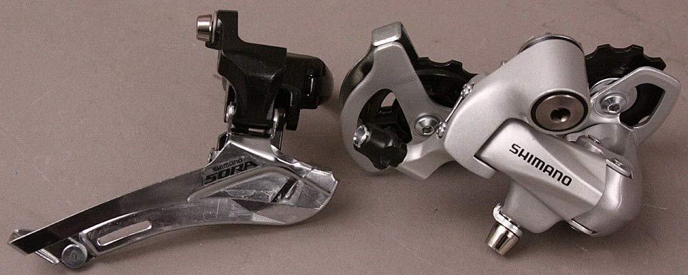 Sora New Take Off Shimano 8 Speed Road Bike Group Groupset Build Kit STI Shifters
