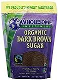Wholesome Dark Brown Sugar, 24 oz