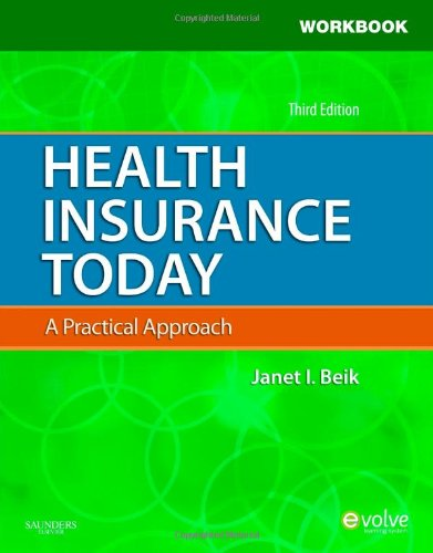 Download Workbook for Health Insurance Today, 3e Pdf