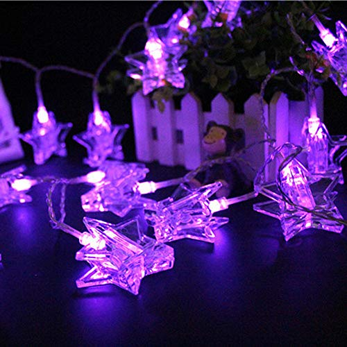 100 Led Icicle Style Lights Ge in US - 6