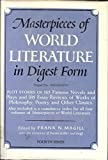 img - for Masterpieces of World Literature in Digest Form, Series 4 book / textbook / text book