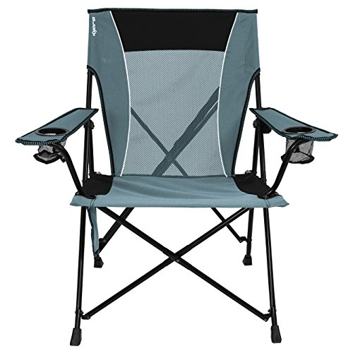 Dual Dangle - Kijaro  Dual Lock Portable Camping and Sports Chair
