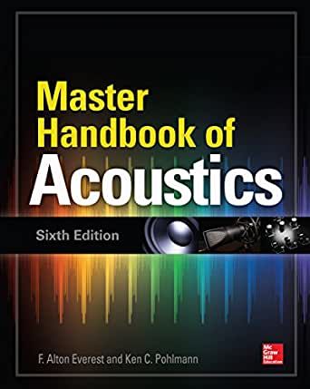 Master Handbook Of Acoustics Sixth Edition F Alton border=