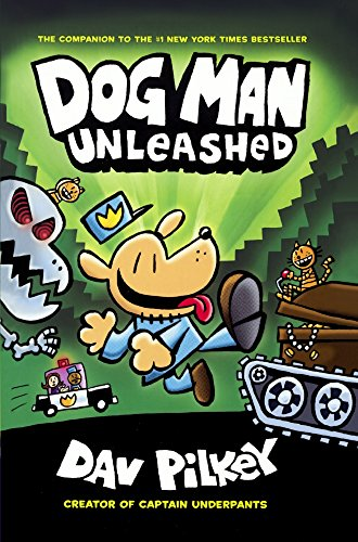 Dog Man Unleashed (Turtleback School & Library Binding Edition) by Turtleback Books