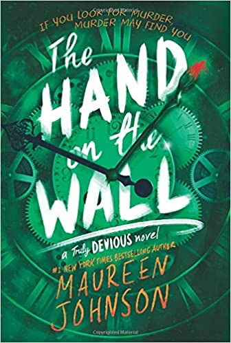 Amazon.com: The Hand on the Wall (Truly Devious) (9780062338112 ...