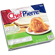 Sara Lee Chef Pierre Apple Dumpling with Cinnamon Sauce - 36 per case.