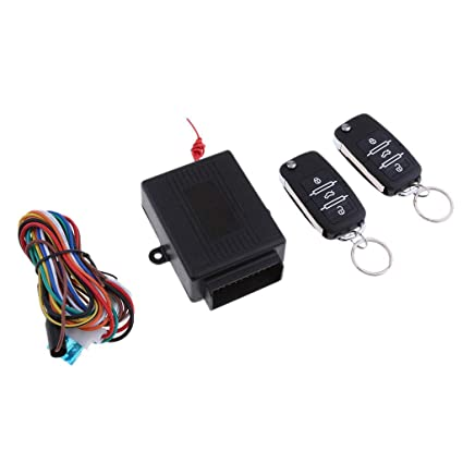 Electroprime Car Door Locking Vehicle Keyless Entry System Remote