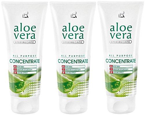 Aloe Vera Konzentrat 90 % Konzentrat 3 x 100ml Dreierpack