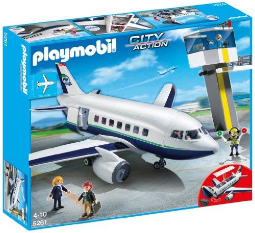 PLAYMOBIL Cargo and Passenger Aircraft (Playmobil Airport Terminal)