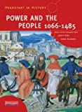 img - for Headstart in History: Power & People 1066-1485 by Ms Judith Kidd (2002-09-09) book / textbook / text book