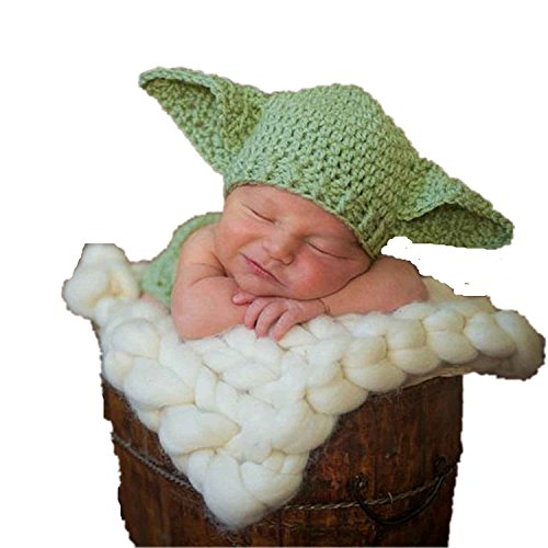 Flyme Baby Photography Clothes,Baby Knitting Clothes -