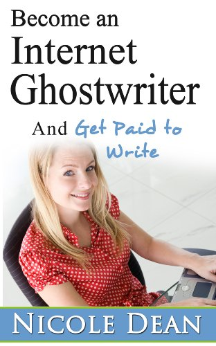 Become a ghost writer