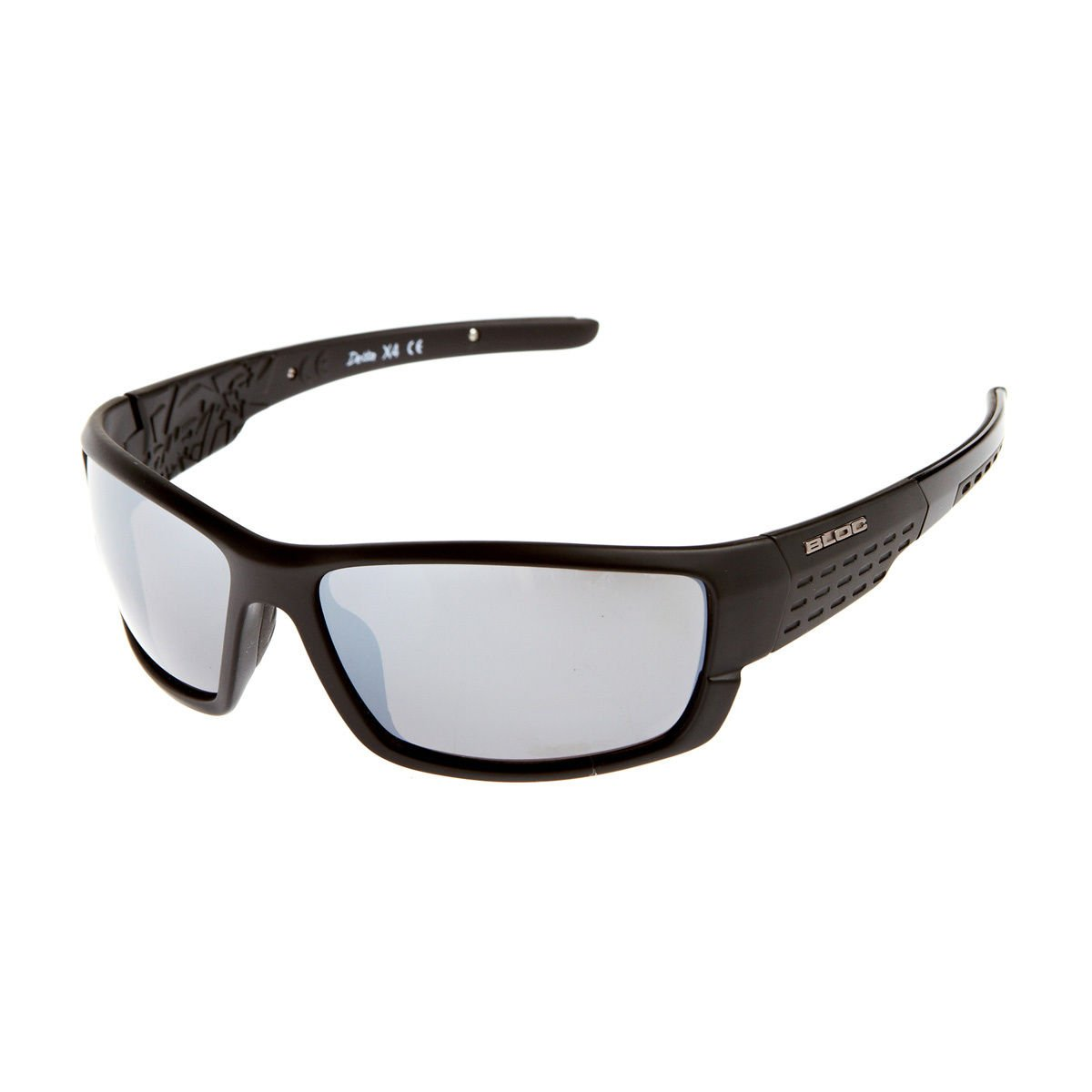 7761d9e9e8d Bloc Eyewear Men s Delta Sunglasses - Black  Amazon.co.uk  Sports   Outdoors
