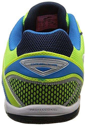 JOMA Dribling - Zapatillas de fútbol sala unisex Fluor / Royal 511