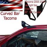 led bar brackets tacoma - 50