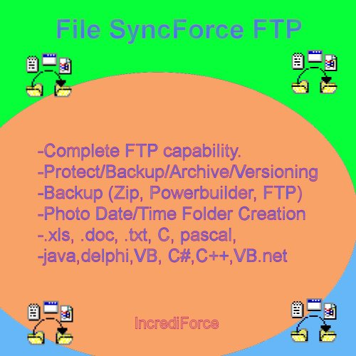 File SyncForce FTP [Download] by IncrediForce