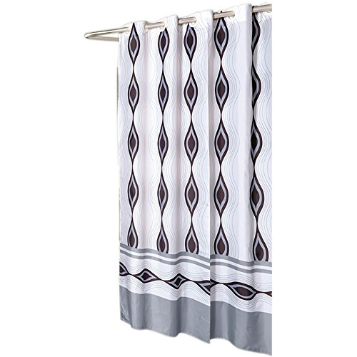 Park Avenue Deluxe Collection Park Avenue Deluxe Collection Shower Stall-Sized, EZ-ON?