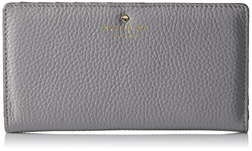 Cobble Hill Stacy Wallet, City Fog, One Size by Kate Spade New York