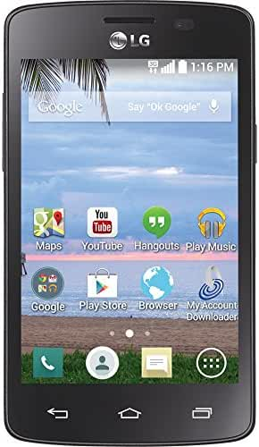 Net10 LG L16C Lucky 3G Android Prepaid Smartphone - Retail Packaging