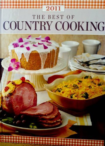 The Best of Country Cooking 2011 pdf epub