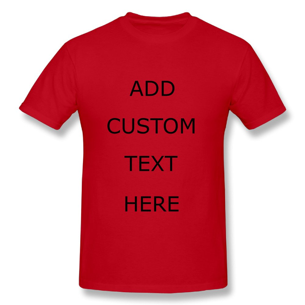 Amazon Design Your Own Shirt Customized T Shirt Add Your