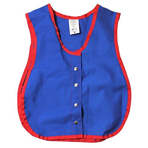 Children's Factory CF-361306-A1 Manual Dexterity Snap Vest, 13.5