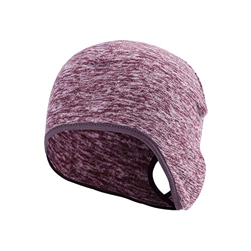 - Outdoor Ponytail Fleece Running Hats Warm Thermal Sports Bicycle Snowboard Hiking Cycling Cap,09